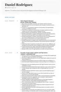 Sales Support Resume Samples Visualcv Resume Samples
