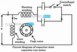 Capacitor Chart For Motors