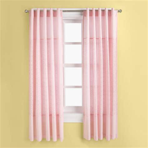 curtain panel pink curtain design