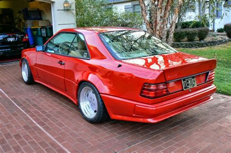 Your specialist for bodykits, exhaust systems, interior refinement and much more. Mercedes-Benz W124 Coupe AMG Turbo | BENZTUNING