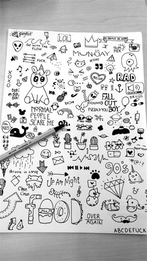 Pin by Wanderlust on Art | Dessin, Dessin tumblr, Dessins faciles