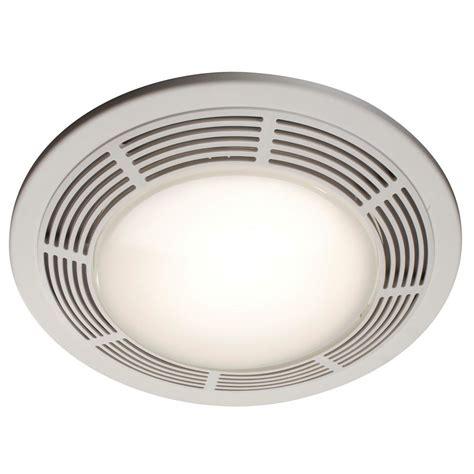 broan ceiling exhaust fan with light broan 100 cfm ceiling bathroom exhaust fan with light