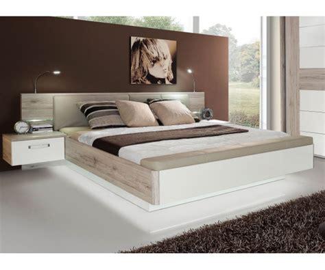 Bettanlage Doppelbett Bett Mit Fussbank Sandeiche Nb