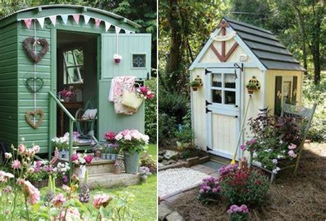 cabane de jardin couleur les cabanes de jardin abri de