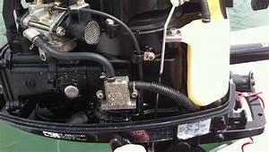 4 Hp 4 Stroke Nissan Marine Outboard