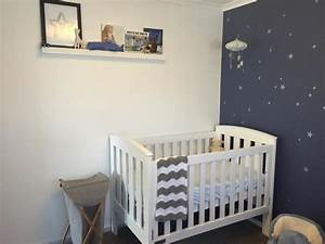 starry nursery for a much awaited baby boy project nursery With baby boy bedroom design ideas