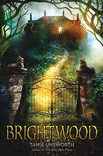 brightwood  mighty girl