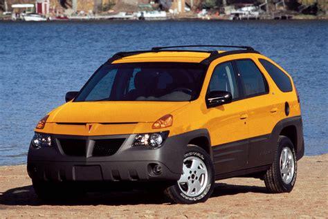 Pontiac Car : Pontiac Aztek Gets Top Honors As The Worst Vehicle Ever