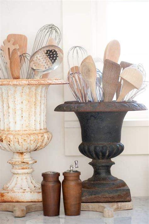 kitchen utensil holder ideas pretty way to organize kitchen utensils home ideas