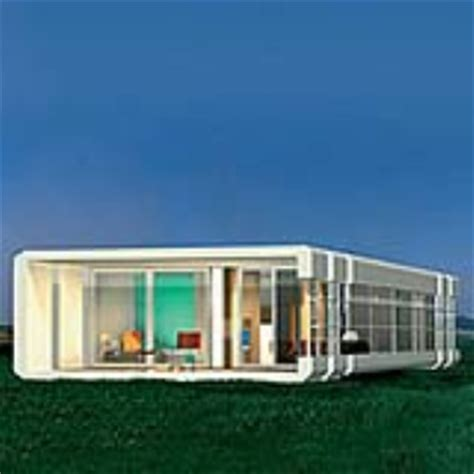 Pod life: stackable homes   MoreInspiration