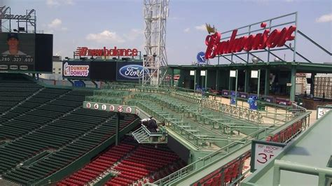 Budweiser Roof Deck Fenway Menu by All That Wrigley Field Can And Should Be