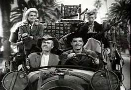Beverly Hillbillies with Car