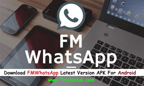 fmwhatsapp apk v7 90 for android updated