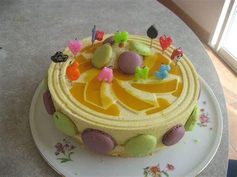recette cuisine facile originale recettes gateau anniversaire aux fruits