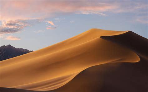 mojave day desert macos hd  wallpaper