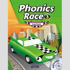 Phonics Race Readers 1 (sb+wb+cd