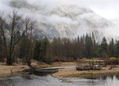 Late Fall Rain in Yosemite - michaelsulock.com