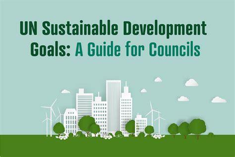 sustainable development goals  guide  councils