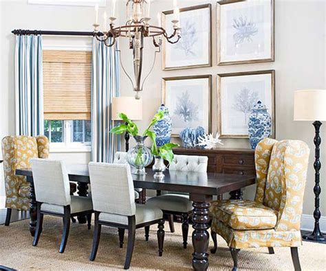 Blue Dining Room 12 Ideas For Inspiration