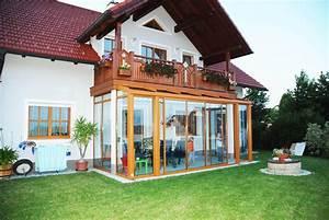 Fertig Wintergarten Preis : wintergarten mit balkon dar ber winterg rten glasschiebet ren und fenster t ren ~ Whattoseeinmadrid.com Haus und Dekorationen
