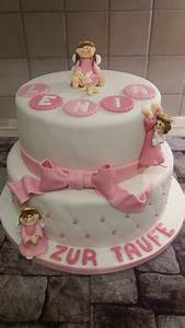 Kuchen Zur Taufe : tauftorte m dchen meine kuchen ~ Frokenaadalensverden.com Haus und Dekorationen