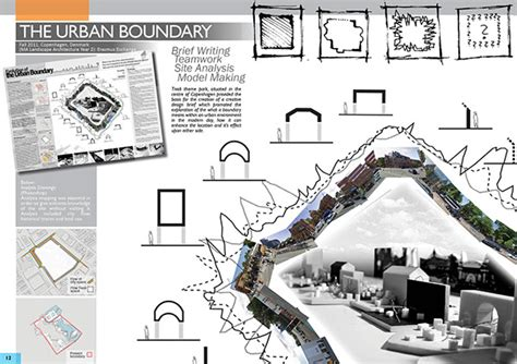 11877 portfolio design for students project landscape architecture portfolio sles on behance