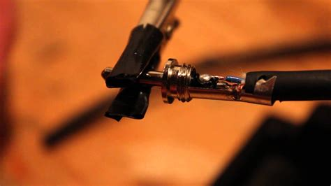How Wire Stereo Audio Plug Tips Youtube