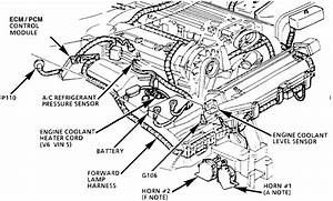 where is the ecu located on a 1994 camaro 34l With chevy 3 4l engine
