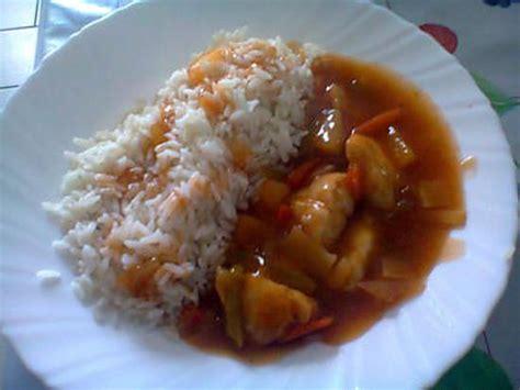 recette riz cuisiné les meilleures recettes de sauce riz poulet