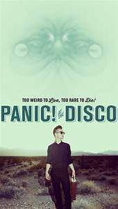 Panic! at the Disco iPhone Wallpaper by niyun34 on DeviantArt