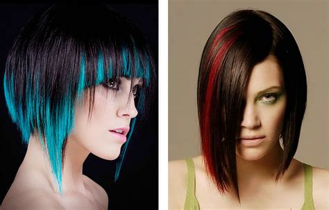 Colour For Hair by Hair Trends 2017 Two Color Hair