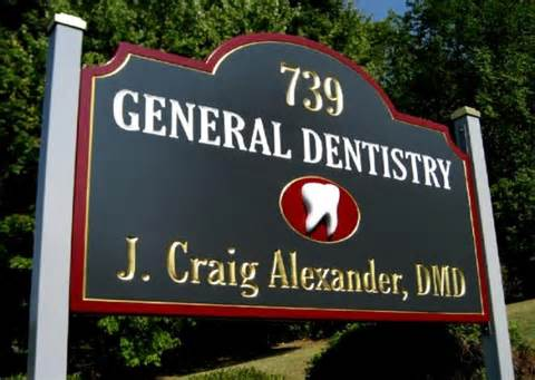 Dental Office Signs