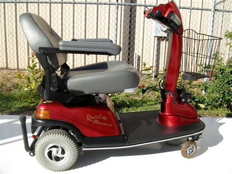 rascal 600 b power chair w seat lift used electric scooters