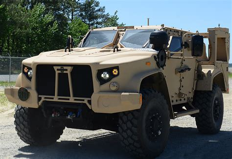 Army Revs Up New Tactical Vehicle> Joint Base Langley