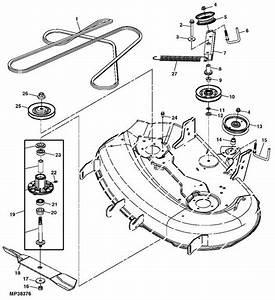 L111 Belt Diagram