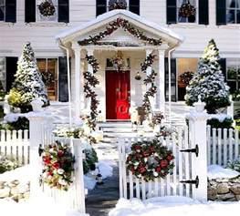outdoor christmas decoration ideas