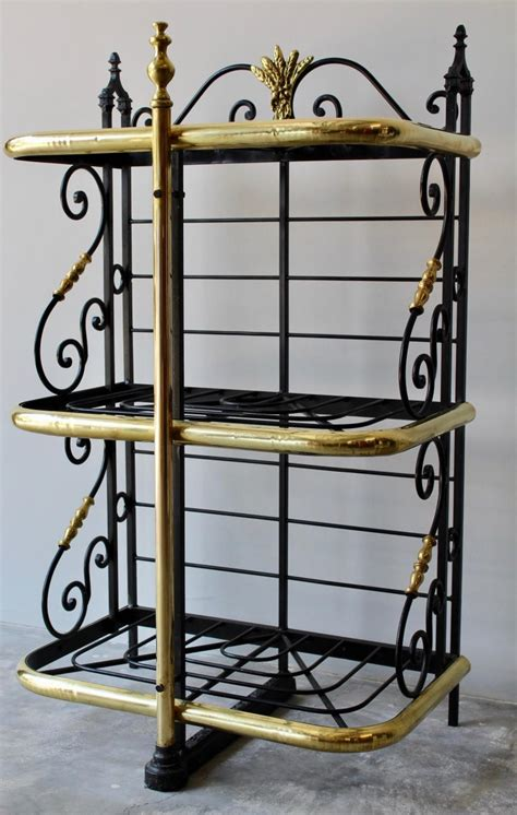 century french counter top bakers rack  sale  stdibs