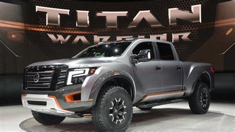 nissan titan warrior 2017 2018 nissan titan warrior superior new truck about to be