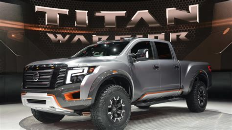 2018 Nissan Titan Warrior Superior New Truck About To Be