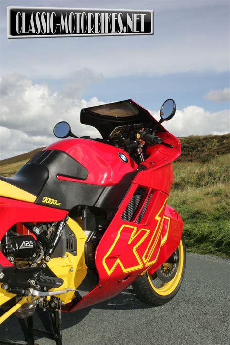 Bmw K1 Road Test  Classic Motorbikes