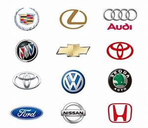 12 Automobile Logos Vector Collection - Ai, Svg, Eps