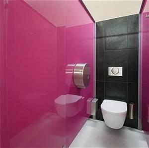 Spiegel Als Küchenrückwand : lacobel fuchsia einseitig lila pink lackiertes glas ~ Michelbontemps.com Haus und Dekorationen