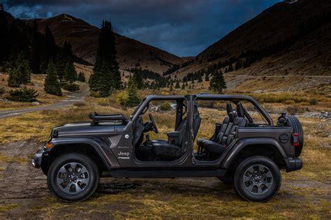 jeep wrangler  door sahara specs   jeep
