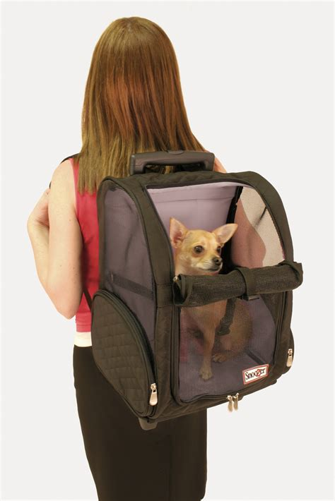 Snoozer Roll Around Travel Pet Carrier - Air Travel ...