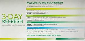 She Believed She Could  So She Did   My 3 Day Refresh Results