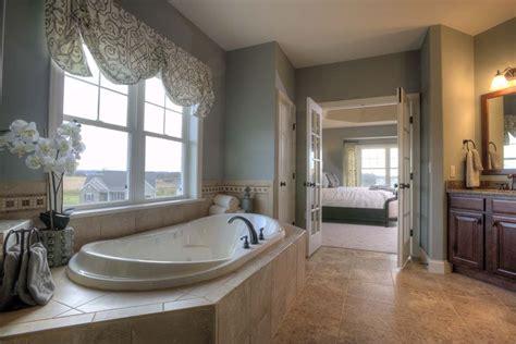 master bathroom featuring sherwin williams unusual gray