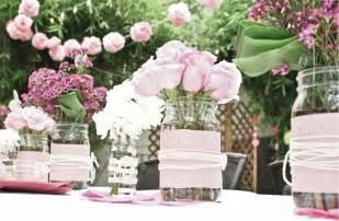 wedding centerpieces flowers simple floral jar centerpieces budget brides guide a wedding