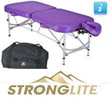 Stronglite Wooden Chair by Emerald City Reiki Center Portable Stationary Electric