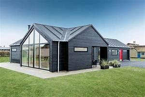 Maison scandinave avec un design contemporain for Entree exterieur maison moderne 10 maison scandinave avec un design contemporain