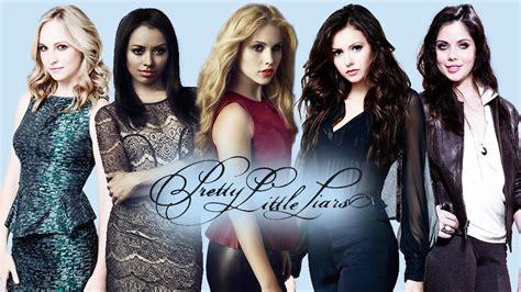 Pretty Little Liars Trailer | The Vampire Diaries Style ...